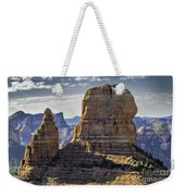 Soaring Red Rock Monoliths Weekender Tote Bag
