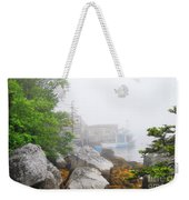 Socked In Weekender Tote Bag