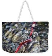 Sockeye Salmon, Alaska, August 2015 Weekender Tote Bag