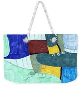 Socks And Shoes Weekender Tote Bag