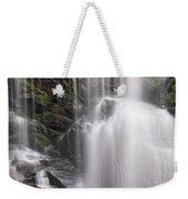 Soco Falls North Carolina Weekender Tote Bag
