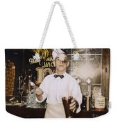 Soda Jerk, 1939 Weekender Tote Bag