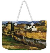 Soffici: Hill, 1922 Weekender Tote Bag