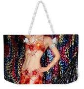 Sofia Metal Queen - Belly Dancer Model At Ameynra Weekender Tote Bag