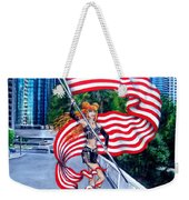 Sofia Metal Queen. Born 4th Of July Weekender Tote Bag