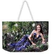 Sofia Of Ameynra. Cybergoth Belly Dancer Weekender Tote Bag