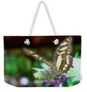 Soft Butterfly Weekender Tote Bag