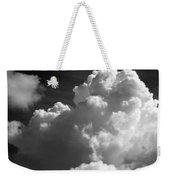 Soft Clouds Weekender Tote Bag