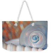 Soft Colored Shells Weekender Tote Bag