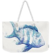 Soft Fish Weekender Tote Bag