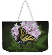Soft Focus Tiger Swallowtail Weekender Tote Bag