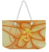 Soft Golden Flow Weekender Tote Bag