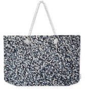 Soft Grey Scale  Weekender Tote Bag