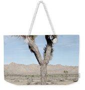 Soft Joshua Tree Weekender Tote Bag