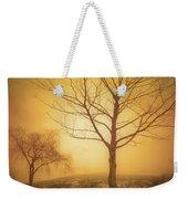 Soft Light In Summerland Weekender Tote Bag