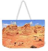Soft Light On Vermilion Cliffs Weekender Tote Bag
