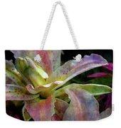 Soft Lilies 3637 Idp_2 Weekender Tote Bag