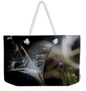 Soft Little Flowers Weekender Tote Bag