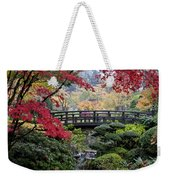 Soft Morning Light Weekender Tote Bag