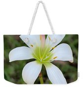 Soft Pastel Bloom Weekender Tote Bag