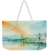 Soft Reflections  Weekender Tote Bag