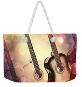 Soft Sounds Weekender Tote Bag