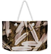 Soft Symbol Of Peace And Hope Weekender Tote Bag