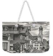 Soft Village Image Weekender Tote Bag