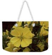 Soft Yellow Flowers Weekender Tote Bag