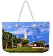 Softly Beckons Weekender Tote Bag