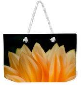 Softness Of The Petals Weekender Tote Bag