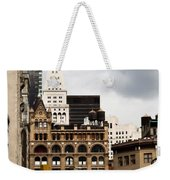 Sohmer Piano Building And Flatiron District  Weekender Tote Bag