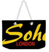 Soho-london Weekender Tote Bag
