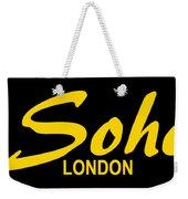 Soho Weekender Tote Bag