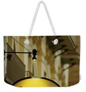 Soho Wine Bar Weekender Tote Bag