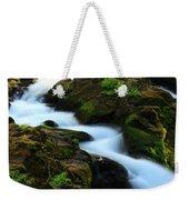 Sol Duc Falls 2 Weekender Tote Bag