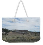 Solar Array Weekender Tote Bag