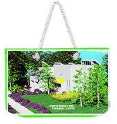 Solar Cube II Weekender Tote Bag