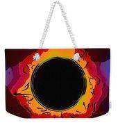Solar Eclipse 3 Weekender Tote Bag