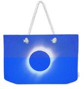 Solar Eclipse Of 2017 Poster 4 Weekender Tote Bag