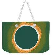Solar Eclipse Poster 2 Weekender Tote Bag