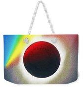Solar Eclipse Spectrum  Of 2017 2 Weekender Tote Bag