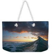 Solar Eruption. Weekender Tote Bag
