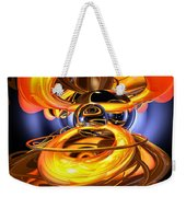 Solar Flare Abstract Weekender Tote Bag