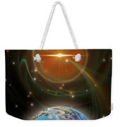 Solar Message Weekender Tote Bag by Corey Ford