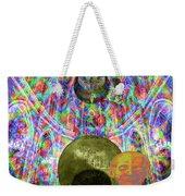 Solar Plexus Spirit Weekender Tote Bag by Joseph Mosley