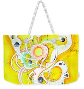 Solar System And Its Energy Weekender Tote Bag