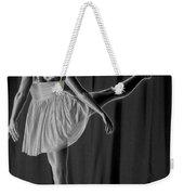 Solarized Dancer Weekender Tote Bag