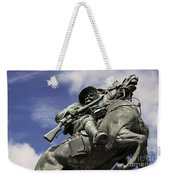 Soldier In The Boer War Weekender Tote Bag