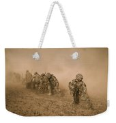 Soldiers In The Dust 2 Weekender Tote Bag